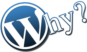 why wordpress for a website